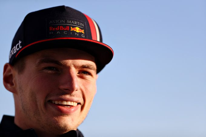 Max Verstappen Formula One Red Bull racexpress