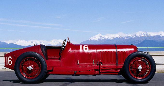 Maserati 105-jarig