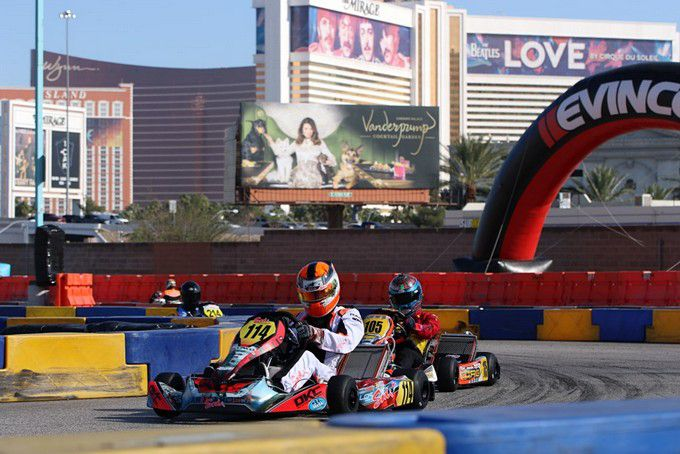 Sam Claes Las Vegas Skusa Supernationals