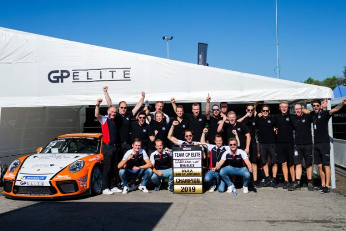 Teamfoto Max van Splunteren GP Elite