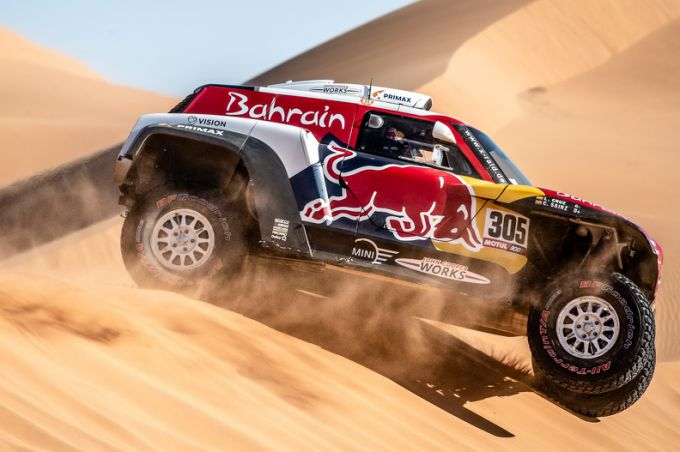 Results 2020 Dakar Rally