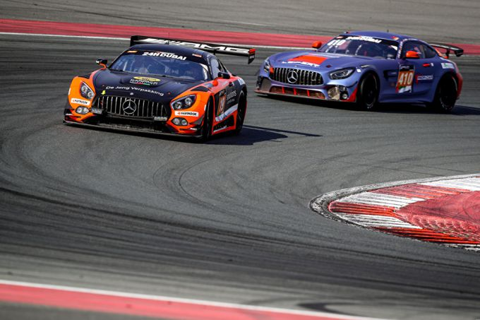 24H Dubai Mercedes customer racing MP Motorsport