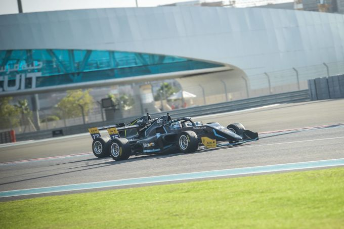 F3 asia BlackArts Racing