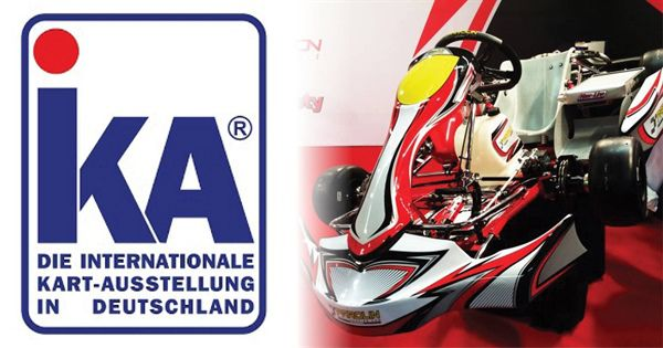 28 IKA-KART2000 Internationale Kart Austellung in Deutschland Kartmesse in Offenbach am Main