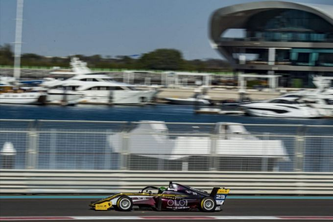 Joey Alders F3 Asian Championship Certified by FIA