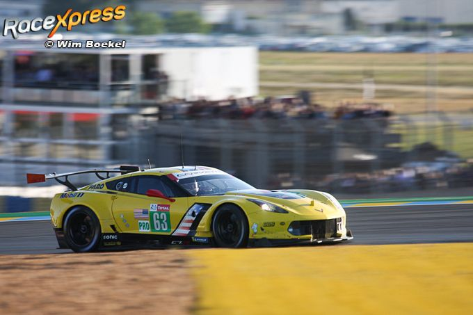 Corvette Racing 24H Le Mans
