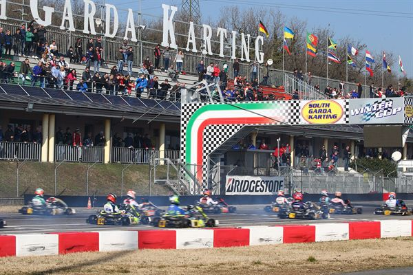 Lonato Winter Cup South Garda Karting