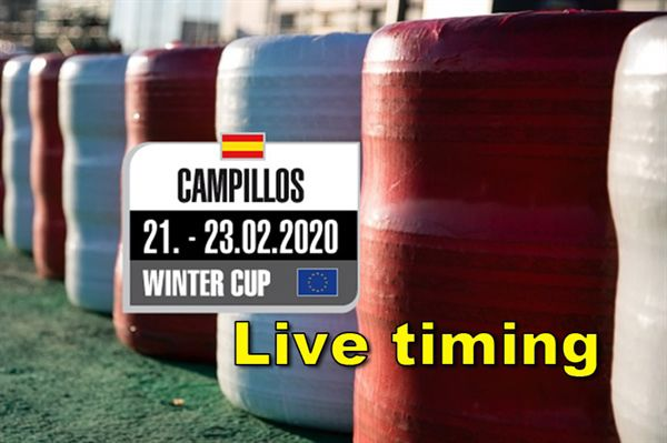 Rotax Max Challenge Trophy Winter Cup campillos Livetiming