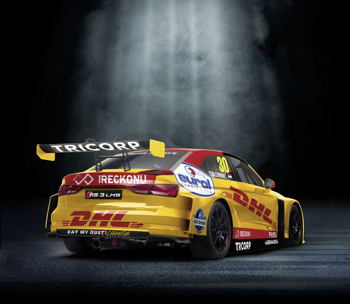 FIA World Touring Car Cup Tom Coronel Audi RS 3 LMS FIA WTCR 2020