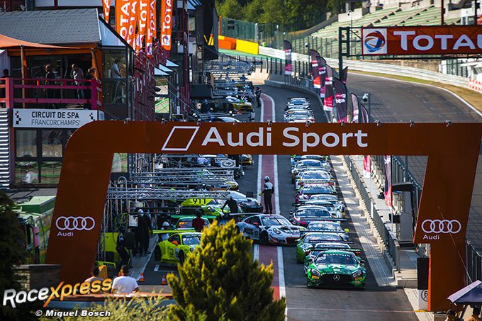 24 heures Spa Francorchamps