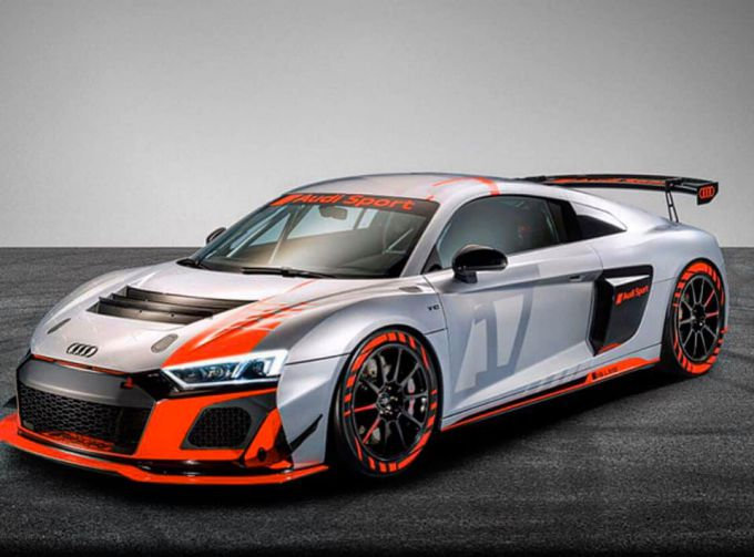 Audi R8 LMS Racing One