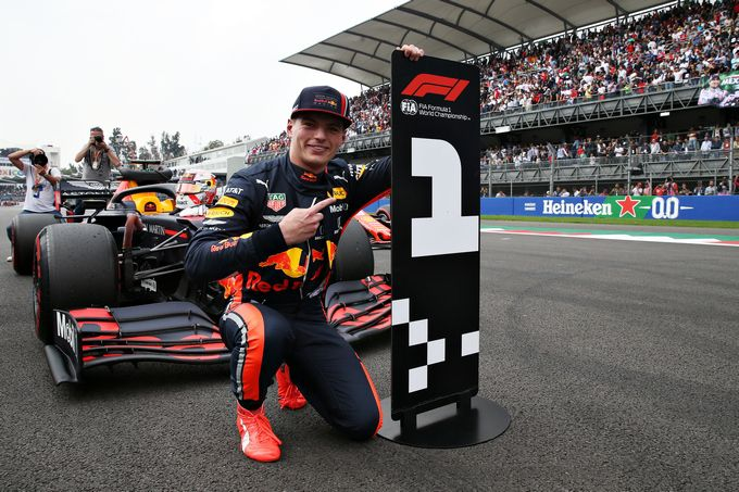 Max Verstappen Red Bull Racing