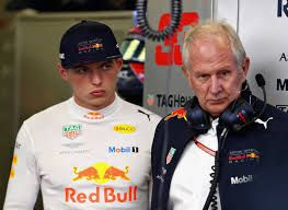 Helmut Marko Red Bull Racing F1