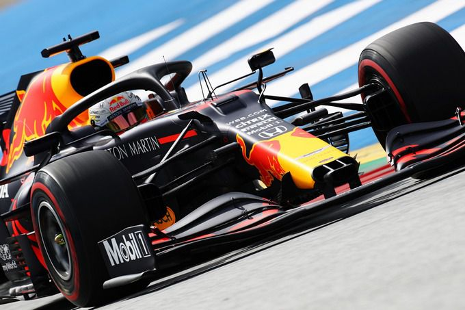 Max Verstappen Red Bull Racing RB16 Formula One