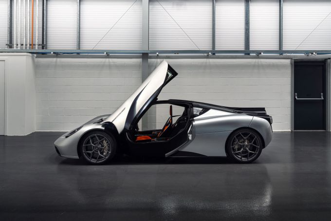 Gordon Murray Automotive T.50 Supercar