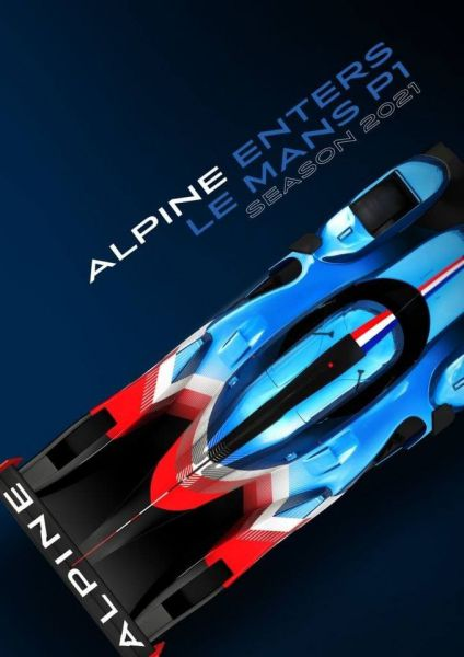 Alpine enters LMP1