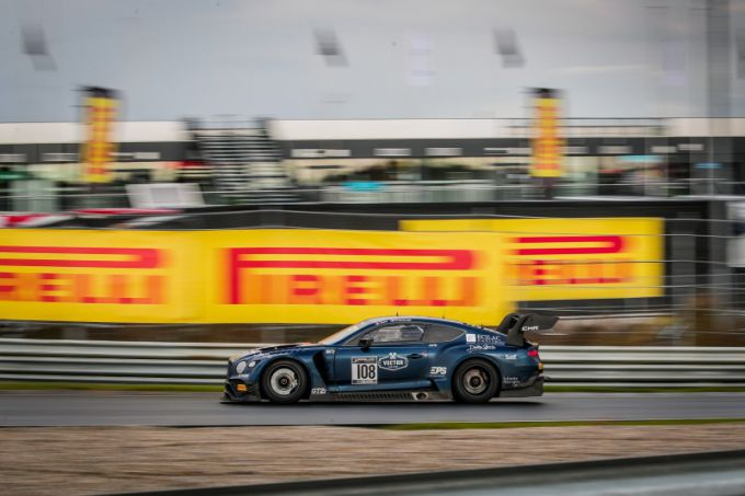 GT World Challenge Europe Powered by AWS Bentley Nr108