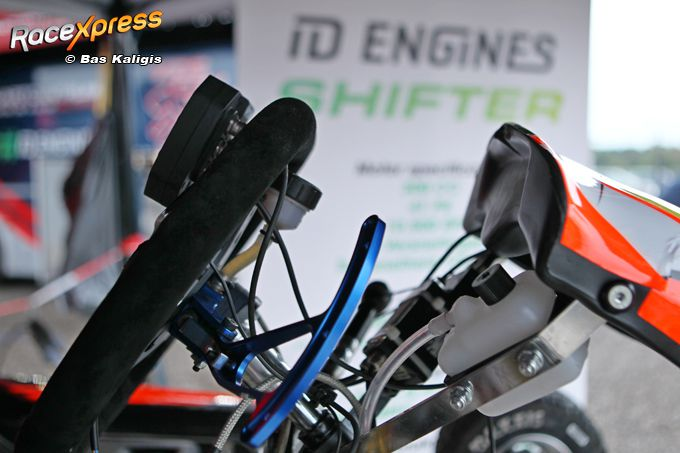 ID Engines Senior en ID Engines Shifter