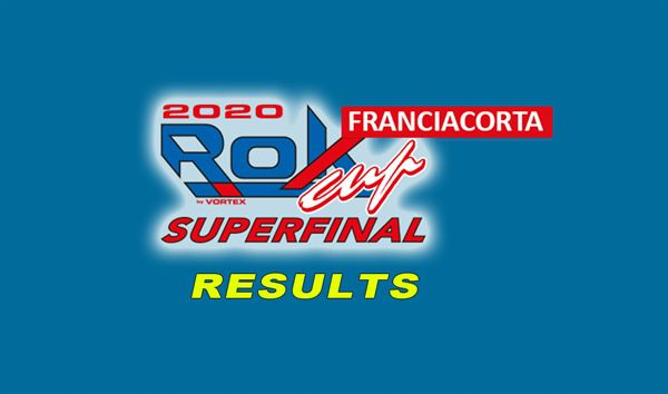 results ROK Superfinal Francicorta