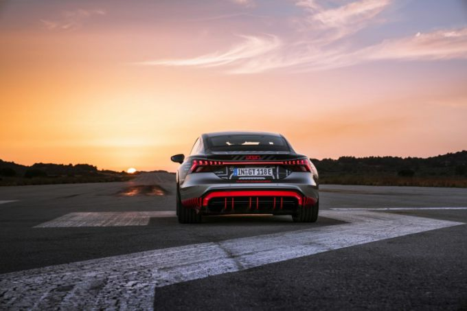 RS next level: Audi RS e-tron GT