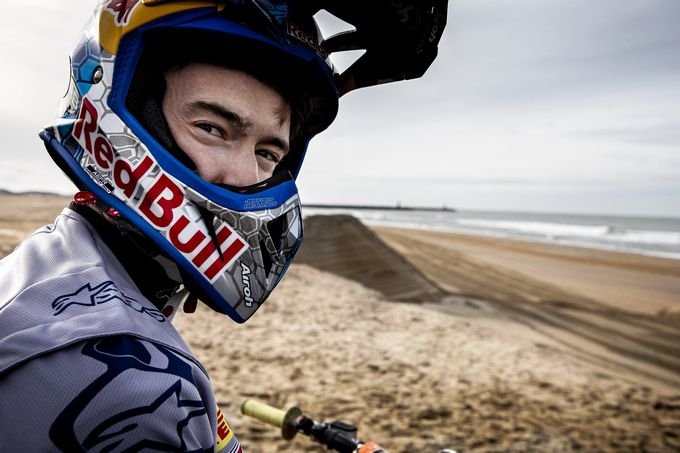 Jeffrey Herlings Red Bull Racing F1