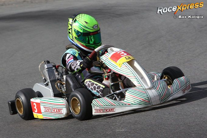 Mats van Rooijen naar Rotax Max Grand Finals in Portugal