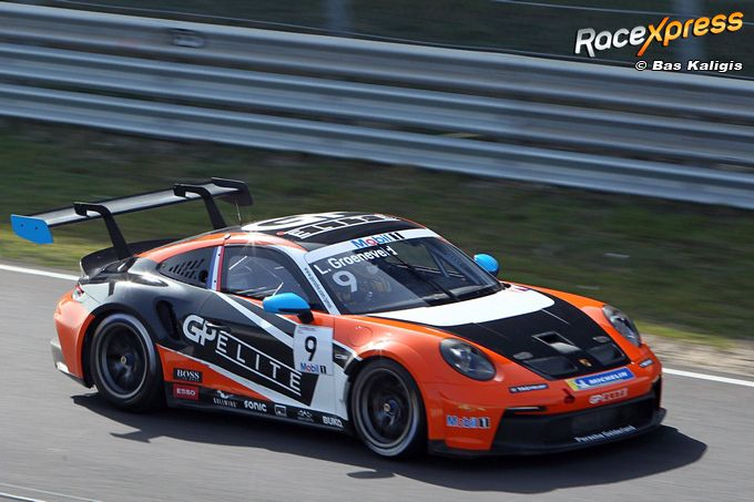 GP Elite presenteert team voor Porsche Supercup en Porsche Carrera Cup
